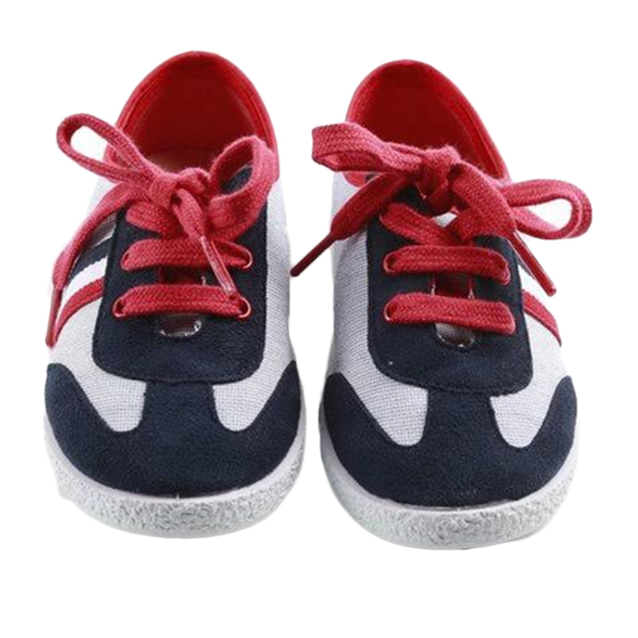 Arcoiris Shoes Diego Sneakers Red