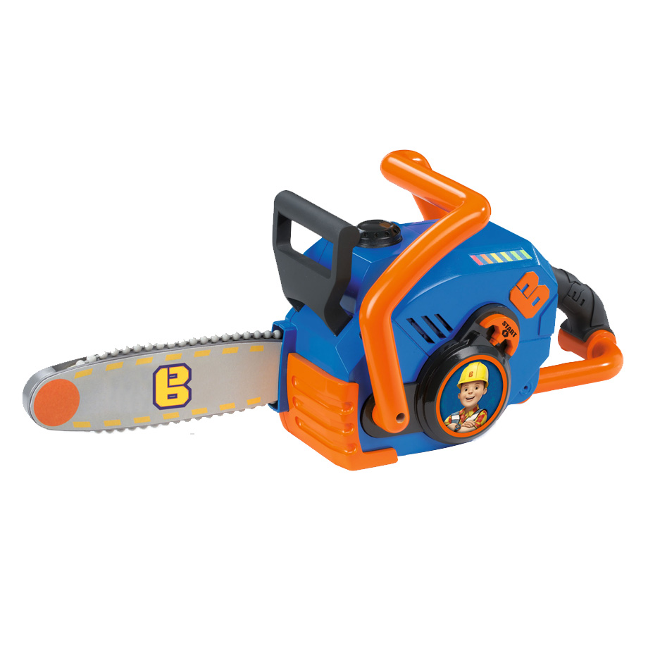 Smoby Bob The Builder Chainsaw Toy
