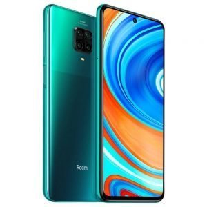 "Xiaomi Redmi Note 9 Pro Global Version 6.67"" DotDisplay 4G LTE Smartphone Qualcomm Snapdragon 720G 6GB RAM 128GB ROM Android 10.0 Quad Rear Camera 5020mAh Battery NFC 30W Fast Charging Dual SIM Dual Standby - Tropical Green"