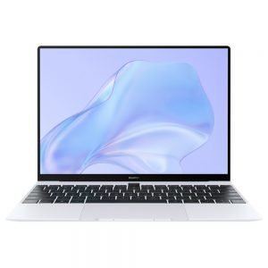 Huawei MateBook X 2020 Laptop Intel Core i5-10210U 13 Inch Touch Screen 3K High Resolution 100% sRGB 8GB 512GB 42Wh Battery Type-C Fast Charging Fingerprint Windows 10 Notebook - Silver