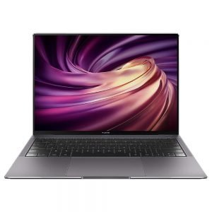 Huawei MateBook X Pro 2020 Laptop Intel Core i5-10210U 13.9 Inch Touch Screen 3K High Resolution 100% sRGB  NVIDIA GeForce MX250 16GB 512GB 56Wh Battery Type-C Fast Charging Backlit Fingerprint Windows 10 Notebook  - Space Gray