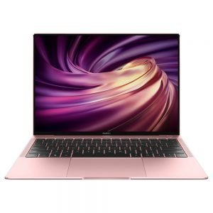 Huawei MateBook X Pro 2020 Laptop Intel Core i7-10510U 13.9 Inch Touch Screen 3K High Resolution 100% sRGB  NVIDIA GeForce MX250 16GB 512GB 56Wh Battery Type-C Fast Charging Backlit Fingerprint Windows 10 Notebook  - Pink