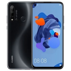 HUAWEI Nova 5i 6.4 Inch Smartphone FHD+ Screen Kirin 710 6GB 128GB 24.0MP+8.0MP+2.0MP+2.0MP Quad Rear Cameras Android 9.0 - Black
