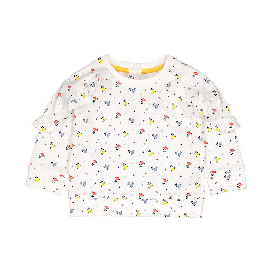 Mothercare Mg My White Floral Aop