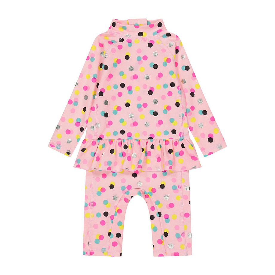 Mothercare Floral Swim Pink